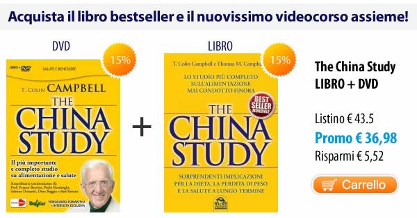 china study libro e dvd