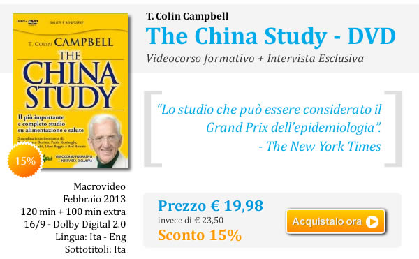 The China Study Pdf Italiano